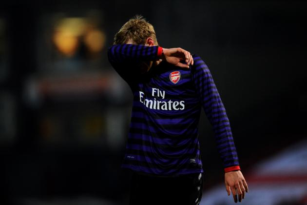 Arsenal vs. Bradford City: Pathetic Result Shines Harsh Light on Club's Health