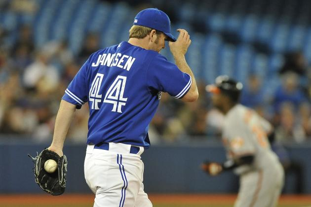 Who Should Close for the Toronto Blue Jays If Casey Janssen Can't Stay Healthy?