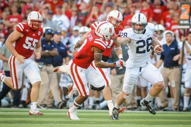 Penn State Football: Why Zach Zwinak Won't Start in 2013