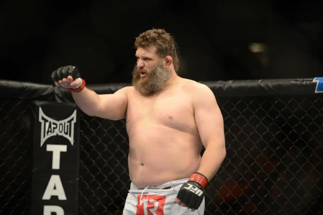 Ultimate Fighter 16 Finale: Roy Nelson Says Mitrione Made the Fight Personal