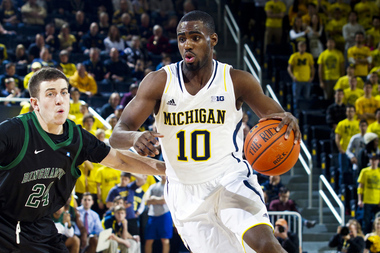 John Beilein Not Worried About Tim Hardaway Jr.'s Sluggish Shot
