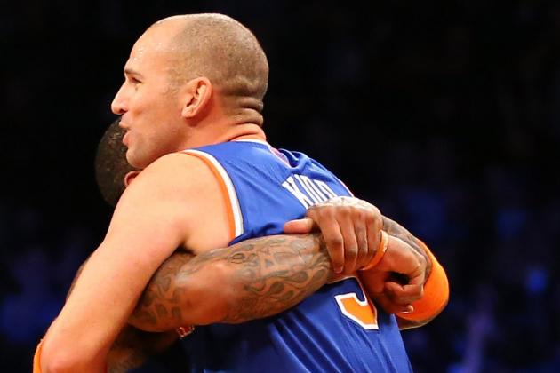 Knicks' Kidd Hits Game-Winning Three to Top Nets