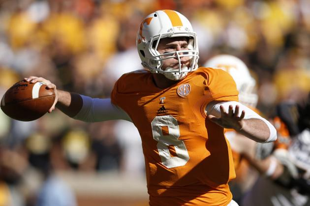 Mel Kiper Recommends Another UT Year for Tyler Bray