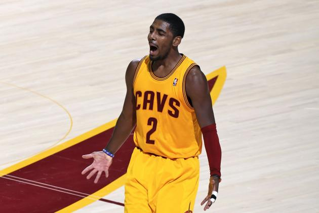 Report-Card Grades for Kyrie Irving's Return from Finger Injury