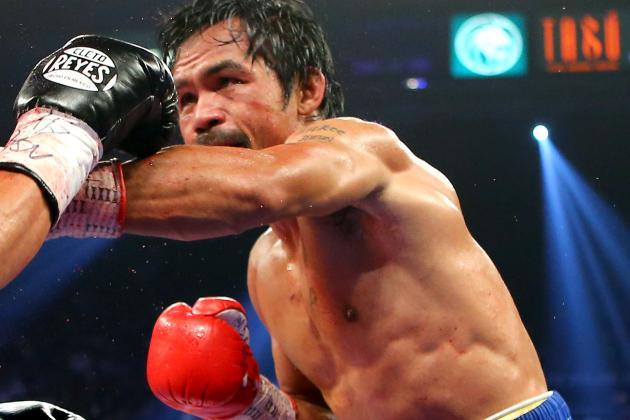 Manny Pacquiao: Why Pac-Man Needs a Style Makeover After Marquez KO