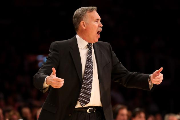 "D'Antoni to Reporter: ""You're Starting to Piss Me Off"""