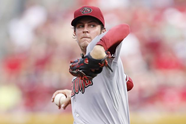 Indians, Reds Come out Far Ahead in Three-Way Trade with Diamondbacks