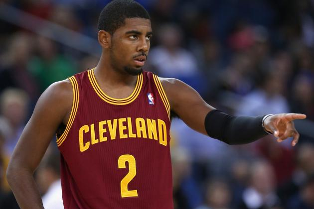 Lakers Star Kobe Bryant Respects Kyrie Irving's Ability, Confidence