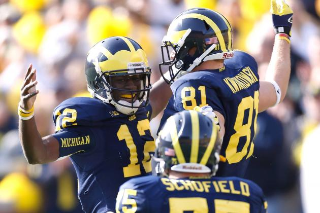 Michigan Football: Two Reasons the Wolverines Will Be Notre Dame of 2013