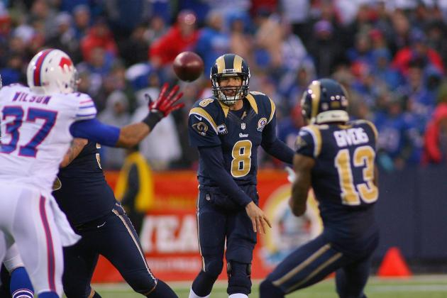 Breaking Down Sam Bradford's Game-Winning Drive Against Buffalo Bills