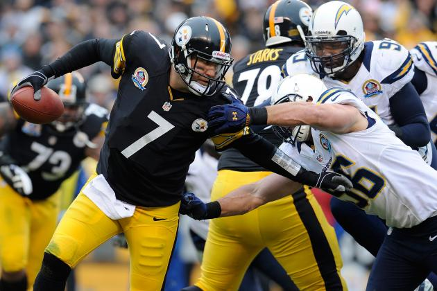 How the Steelers' Offensive Inefficiencies Will Keep Them out of Postseason