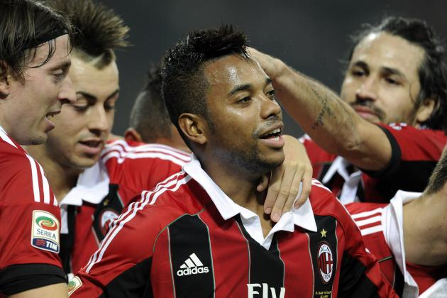 Robinho: Rating His Performance for AC Milan So Far This Season