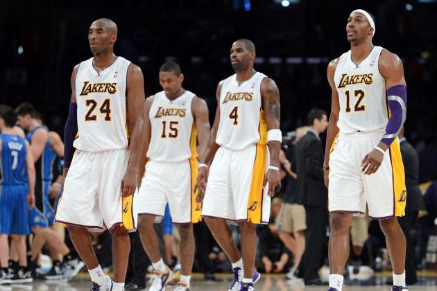 Shouldn't Kobe, Dwight and MWP Be Enough to Carry Los Angeles Lakers?