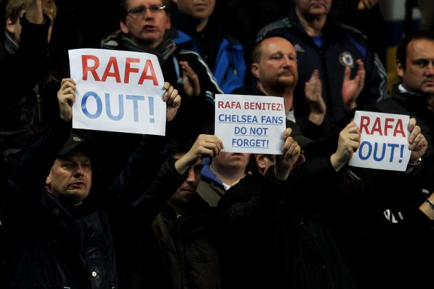 Why Chelsea Fans Have to Get Behind Interim Manager Rafael Benítez