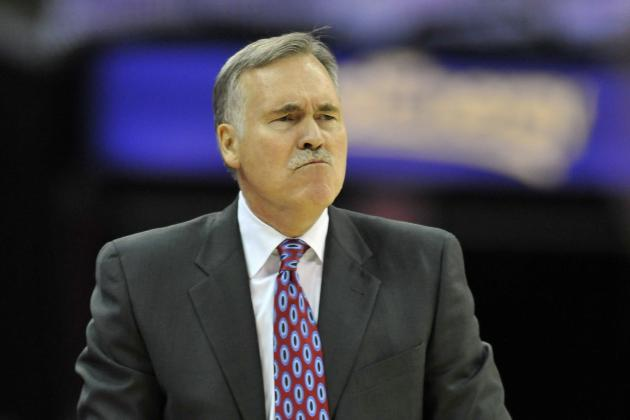 Kobe, Mike D'Antoni Losing Their Composure over Lakers' Struggles