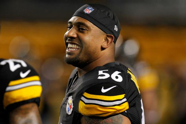 LaMarr Woodley Becomes Owner in Bowling League