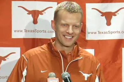 Sources: Horns' Harsin Is Coach at Arkansas St.