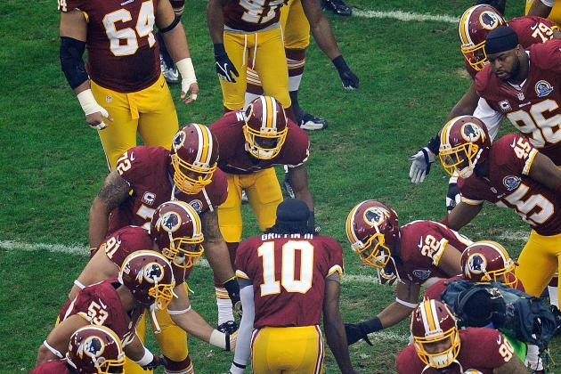 Washington Redskins: Surviving the Trap Game