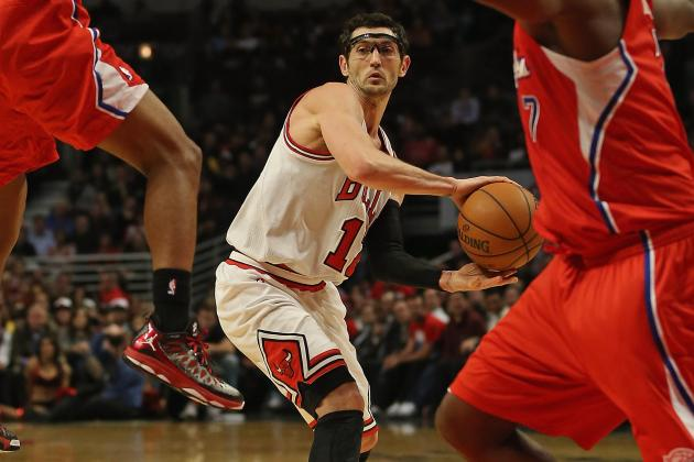 Chicago Bulls Play Clippers Tough, Kirk Hinrich Doesn't
