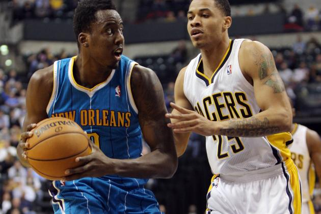 Aminu Struggles in His Return as a Starter