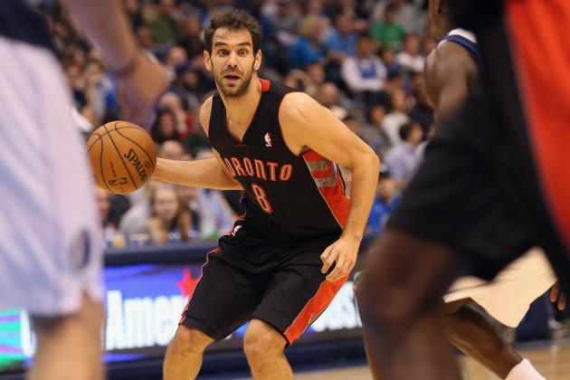 Is It Time for the Los Angeles Lakers to Trade for Jose Calderon?