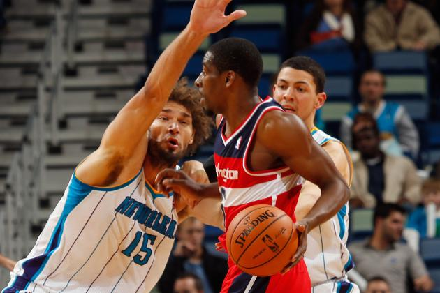 No. 1 Pick Davis Returns for Hornets in Loss to Wizards