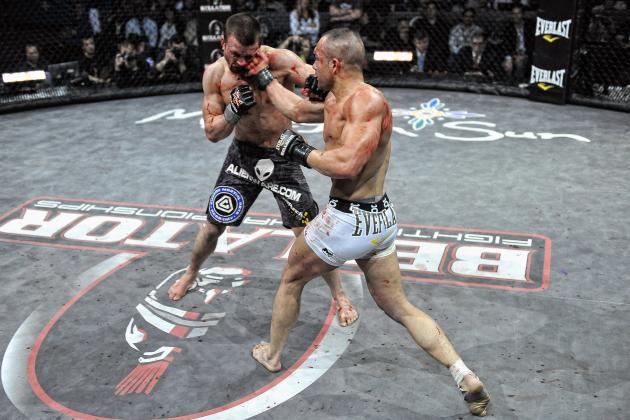 Bellator 85 Fight Card Announced for Jan. 17 Spike Premiere