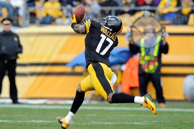 Why Mike Wallace Is Struggling, and What It Means for Steelers WR in 2013
