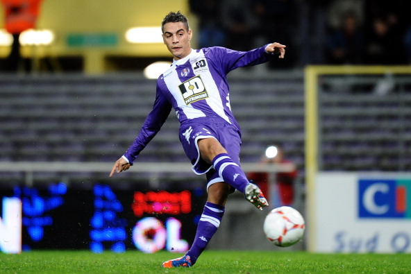 WBY: Meet Wissam Ben Yedder, Ligue 1's Latest Rising Star