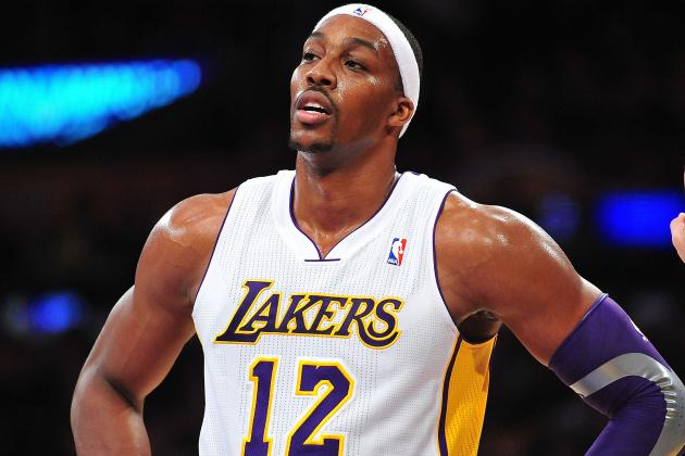 Grading Dwight Howard's First Quarter Season with LA Lakers