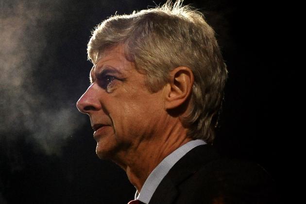 Wenger Bullish Despite Cup Exit