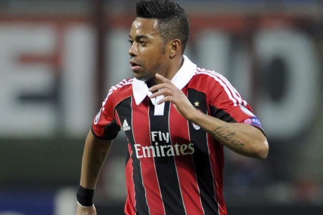 Milan Reject Robinho Bid?