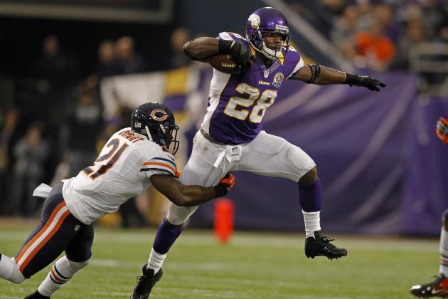 Minnesota Vikings Can't Let Adrian Peterson Become the Next Barry Sanders