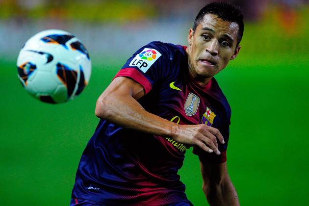 Alexis Not Leaving Barcelona: Agent