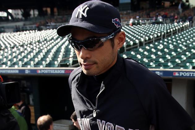 Yankees to Sign Ichiro Suzuki