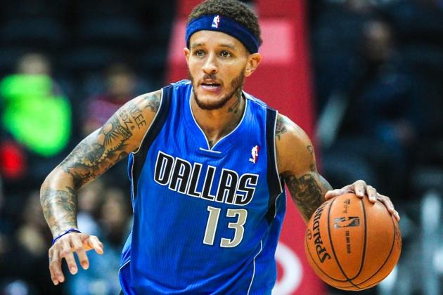 NBA Rumors: Delonte West's Baggage Shouldn't Keep Lakers from Signing Him