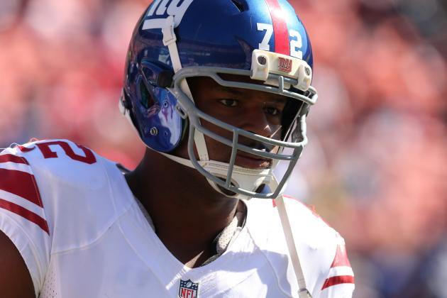 Giants' Osi Umenyiora: 'There's No Question We're the Best Team in Football'