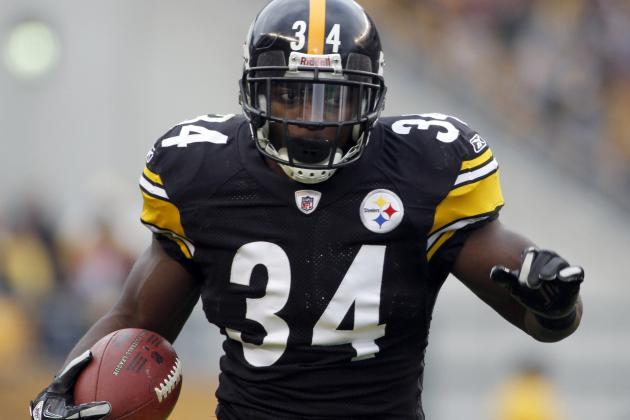 Rashard Mendenhall Thinks He's Still in Steelers' Plans
