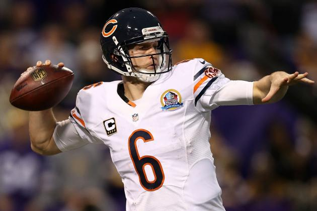 Jay Cutler: Bears' Fading Playoff Hopes Rest on Health of Star QB
