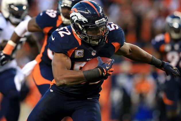 Broncos' Top Tackler to Return vs. Ravens