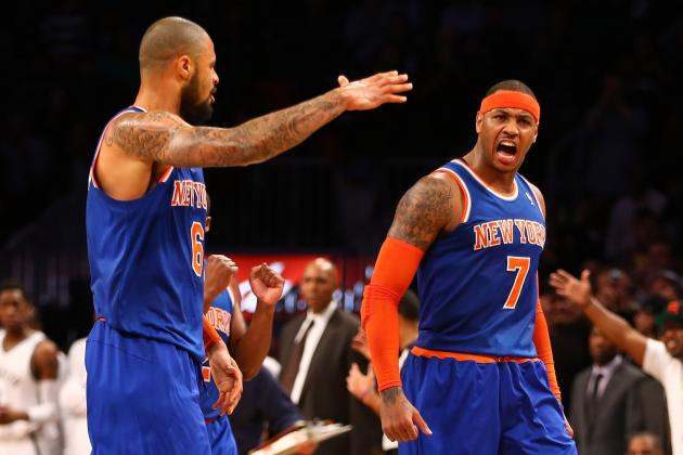 New York Basketball's New Era Is Born: Knicks and Nets Are Officially a Rivalry
