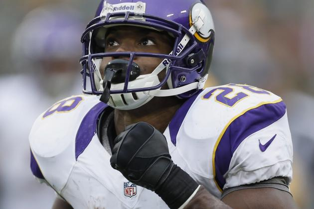 Adrian Peterson Says Eric Dickerson Should Be Nervous