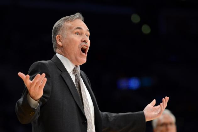 NBA Tweets from Last Night: Twitter Reacts to Lakers Downward Spiral