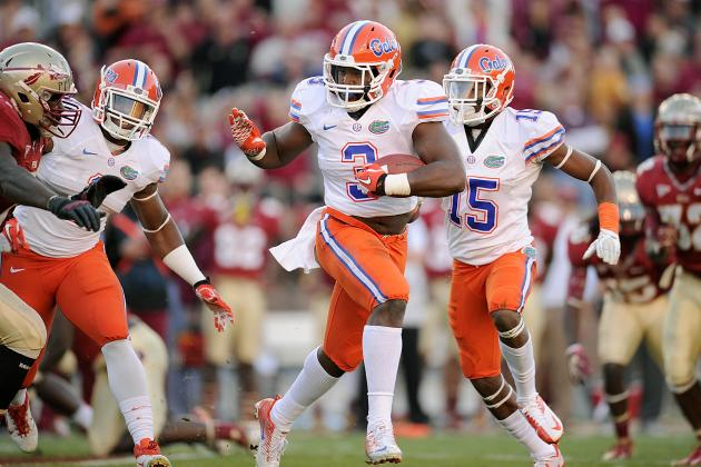 Florida LB Jelani Jenkins Officially Enters NFL Draft