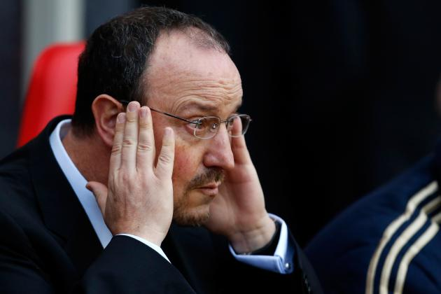 Chelsea Will Consider January Reinforcements, Rafael Benitez Says