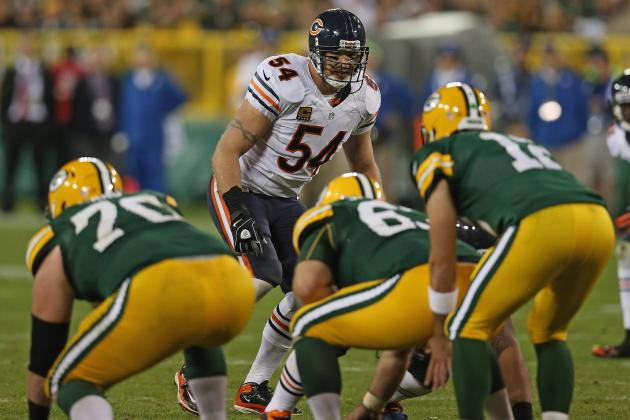 Rodgers Disappointed Brian Urlacher Won't Play Sunday