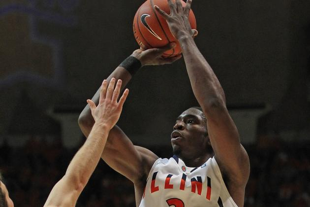 Lethargic Illinois Basketball Tops Norfolk State to Move to 11-0