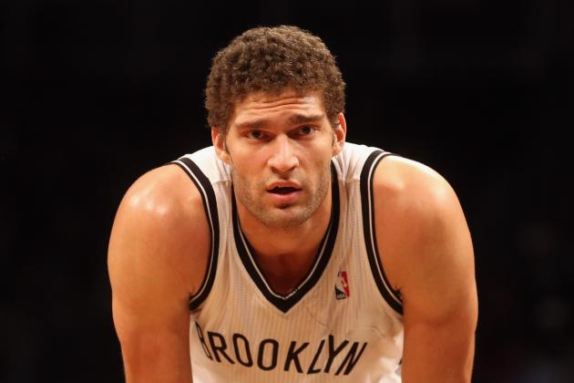 Brook Lopez Remains on Shelf