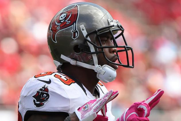 Bucs Re-Sign Brandon McDonald for Ailing Secondary