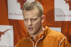 Texas Co-OC Bryan Harsin Reportedly Will Be Next Arkansas State Coach